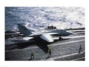 U.S. Navy F-14 Tomcat USS John F. Kennedy