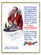 Pabst Blue Ribbon Beer 1911