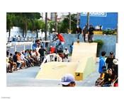 Pista de Skate em poa sao Paulo Brasil