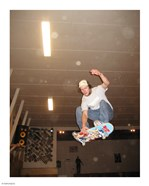 Skateboarding Trick Indy Grab