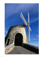 Windmill at the Whim Plantation Museum, Frederiksted, St. Croix