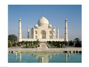 Photo of theTaj Mahal