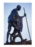 Statue of Mahatma Gandhi, Chennai, Tamil Nadu, India