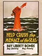 Help Crush the Menace of the Seas