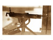 Colt Browning Model 1895  M1914 Machine Gun
