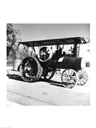 USA, New York State, New York City, Twelve HP Steam Tractor 1910 by M Rumley Company