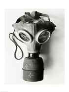 Close-up of a Gas Mask