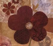 Contemporary Floral II