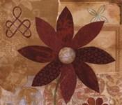 Contemporary Floral I