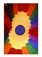 Close-up of a hot air balloon, Steamboat Springs, Routt county, Colorado, USA
