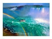 Horseshoe Falls Niagara Falls Ontario, Canada