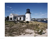 Lewis Bay Replica Lighthouse Hyannis Massachusetts USA