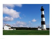 Bodie Island Lighthouse Cape Hatteras National Seashore North Carolina USA