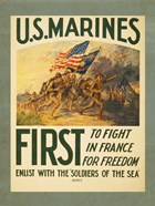 Enlist with the Soilders of the Sea