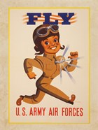 Fly U.S. Army Air Forces