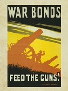 War Bonds Feed the Guns