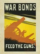 War Bonds Feed the Guns