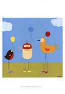 Sunny Day Birds II