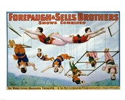 Trapeze Artists 1899
