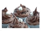 Hot Chocolate Cupcake