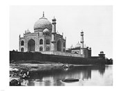 Felice Beato Taj Mahal 1865