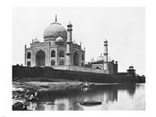 Felice Beato Taj Mahal 1865