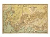Mapa da Cidade do Rio de Janeiro - 1929