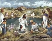 Baptism at River&#39;s Edge