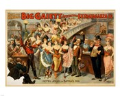Big Gaiety's Spectacular Extravaganza Co.