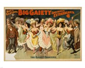 The Gaiety Dancers
