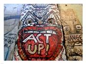 Act Up - Berlin Wall