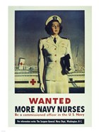 Wanted! More Navy Nurses