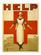 Help, Red Cross Nurse