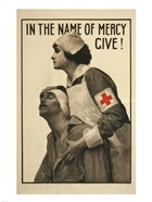 In the Name of Mercy Give!
