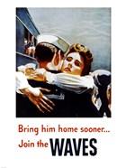 Bring Him Home Sooner Join the Waves
