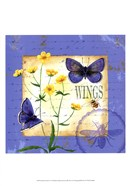 Butterfly Meadow IV