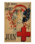 Howard Chandler Christy WWI Poster