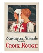 Jules Courvoisier - Souscription Croix-Rouge