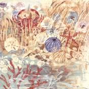 Floral Frenzy Coastal V