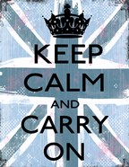 Keep Calm And Carry On 4