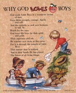Why God Loves Little Boys