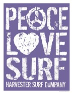 Peace Love Surf