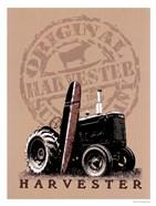 Tractor Surfboard