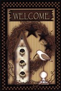 Birdhouse Welcome