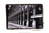 Parisian Archways IV