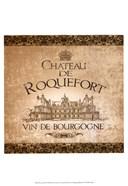 Wine Label III