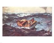 Winslow Homer Storm