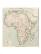 Africa 1909, Edward Hertslet