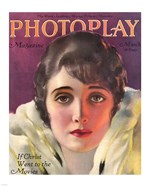 Alice Joyce Photoplay March, 1920