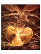 William Blake the dragon